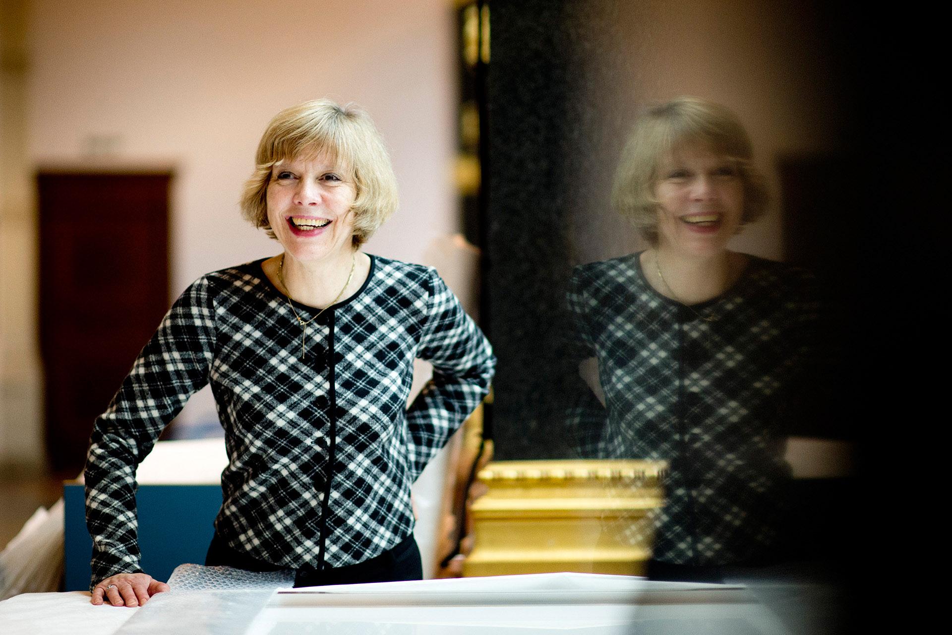 Regina Schmeken, Artist