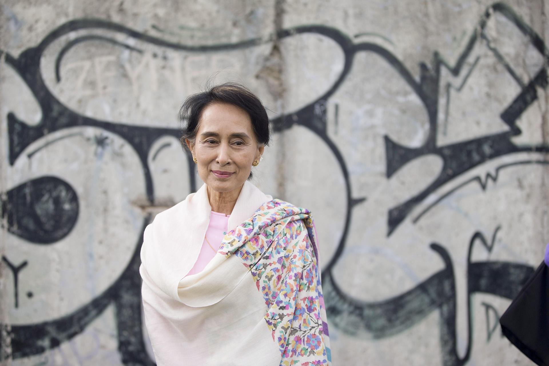 Aung San Suu Kyi, Politician