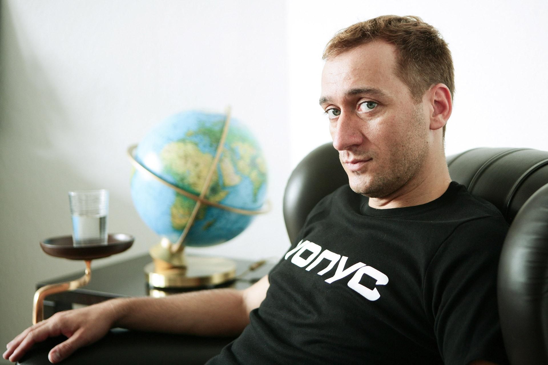 Paul van Dyk, DJ