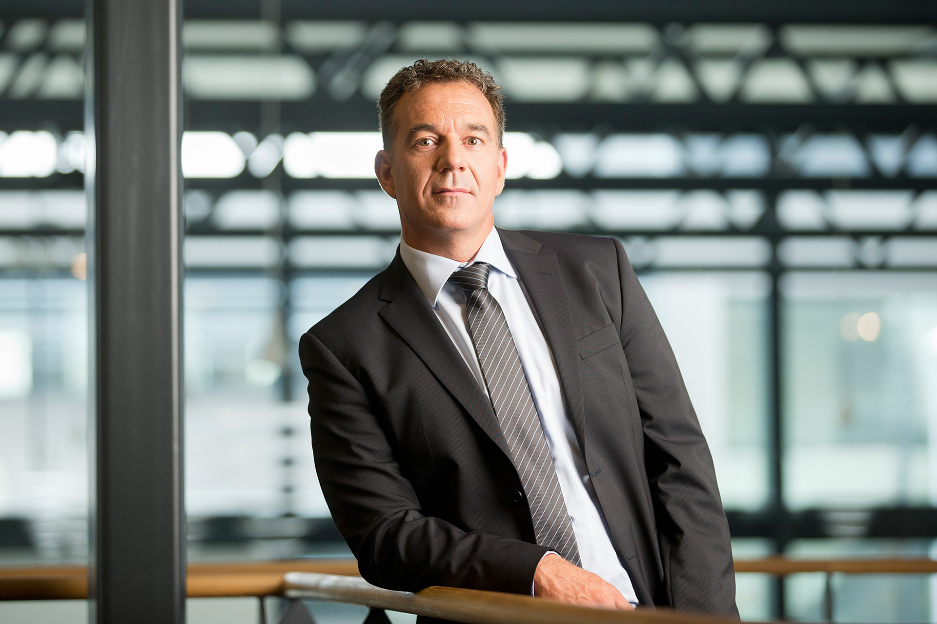 Michael Hannibal, CEO, Offshore Wind at Siemens Wind Power