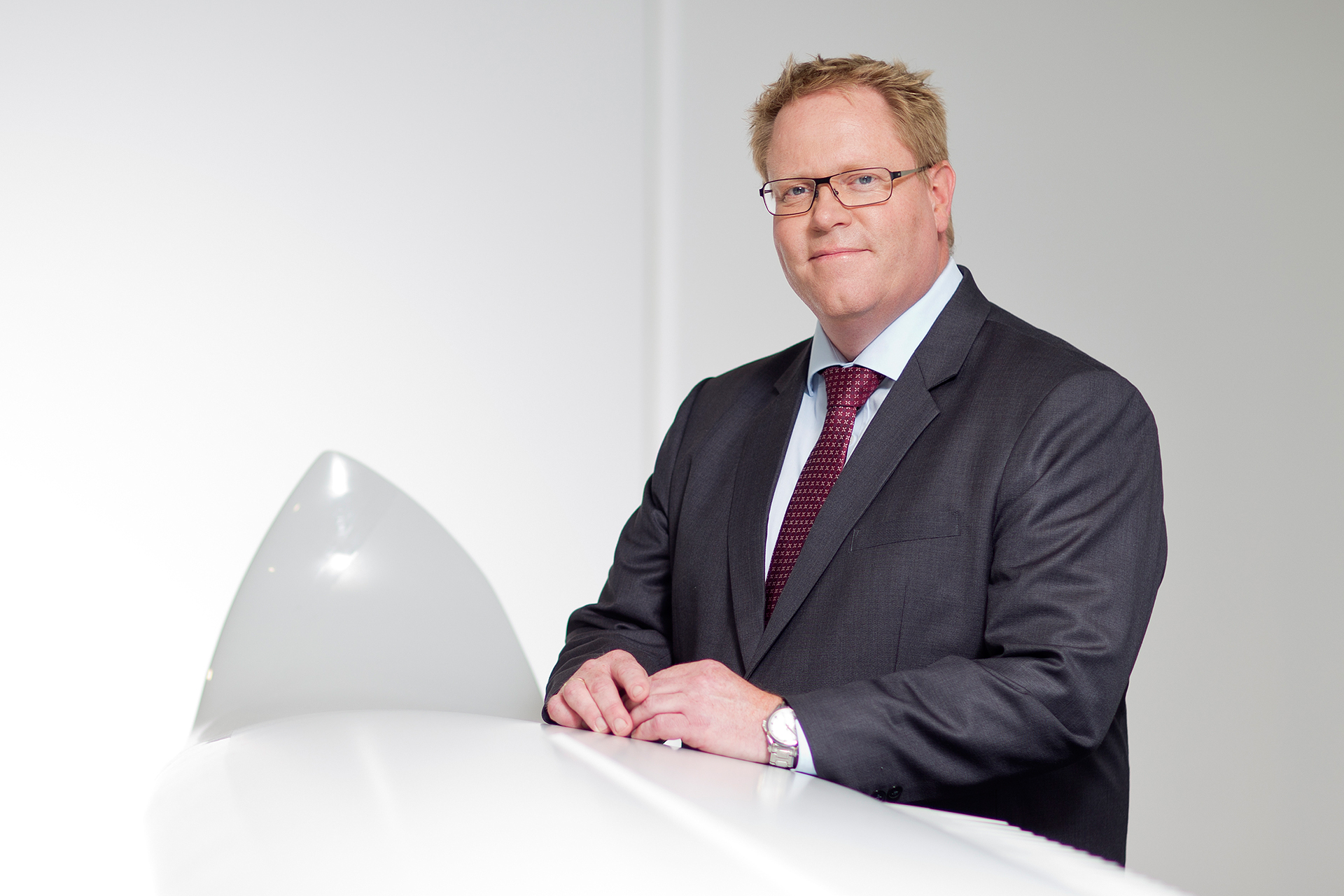 Morten Rasmussen, Head of Research & Development at Siemens Wind Power A/S