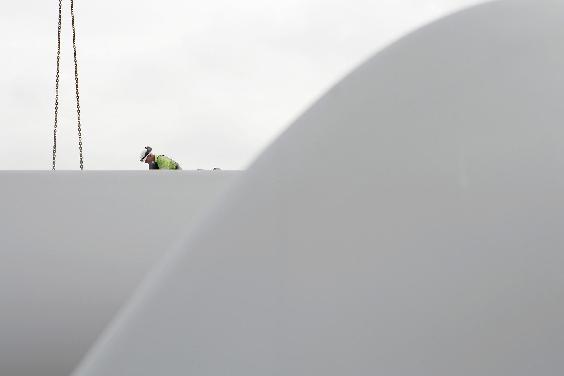 Siemens - Burbo Banks Windfarm
